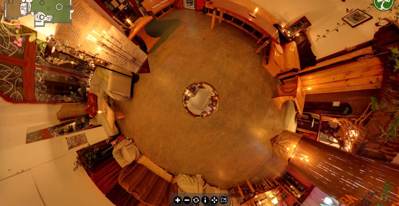 Starte 360° VR Tour Baumhaus img03
